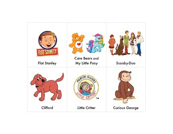 Classroom Library Book Tags