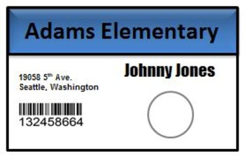 [Editable] Classroom Library Cards **Leveled Literacy Individualized Reading**