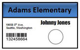 [Editable] Classroom Library Cards **Leveled Literacy Indi