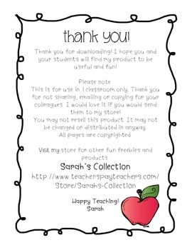 Classroom Library Checkout Sheet