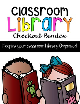 classroom library checkout system by the teacher s market tpt