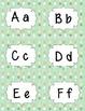 Classroom Library Genre Labels - Pastel Polka Dots