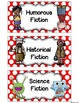 Classroom Library Labels Kit