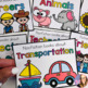 Classroom Library Labels (K-1)