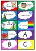 Classroom Library Labels - Australian Version