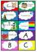 Classroom Library Labels - Australian Version