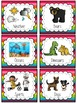 Classroom Library Labels {Bright Rainbow}