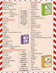 Classroom Library Labels {Editable} - Chevron - red, blue,