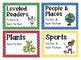 Classroom Library Labels {FREEBIE!}
