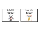 Classroom Library Labels - Favorite Characters