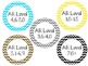 Classroom Library Labels {Freebie}