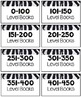 Classroom Library Labels Lexile Levels