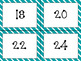 "Classroom Library Labels: ""Teal"" Design Bundle"