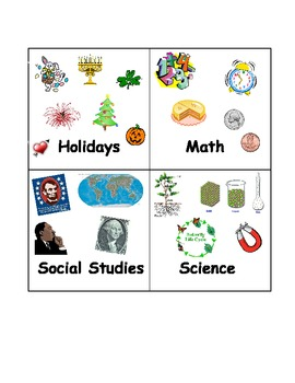 Classroom Library Labels-Themes