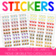 Classroom Library Labels with Photographs