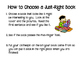 Classroom Library Management Posters