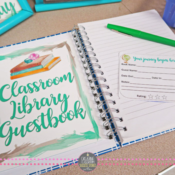 Classroom Library Materials, Free
