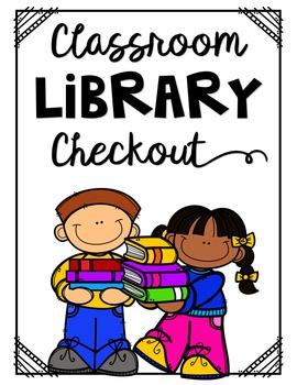 Classroom Library Organization {Editable!}