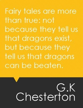Classroom Library Quote Posters