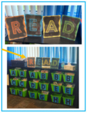 "Classroom Library ""READ"" Sign - Classroom Decor"