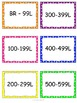 Classroom Library/ Reading Area Labels