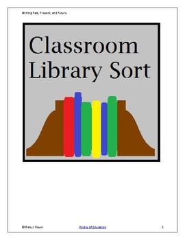Classroom Library Sort