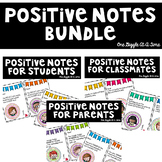 Classroom Love Notes Bundle