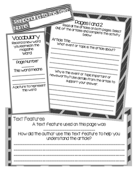 Classroom Magazine Reflection