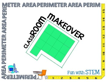 Classroom Makeover STEMbl