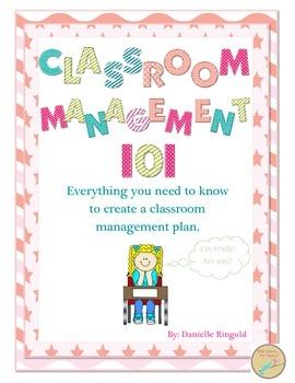 Classroom Management 101