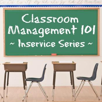 Classroom Management 101 Deluxe school-wide license