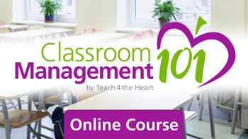 Classroom Management 101 online course