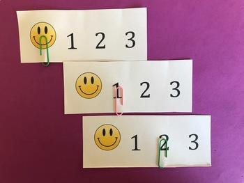 Classroom Management  (123 System)