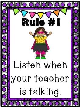 #Classroom Management