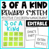 Classroom Management- A Whole Class Reward EDITABLE