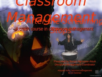 Classroom Management - After the Screaming Stops