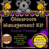 Classroom Management (Animal Theme) Classroom Money, Reward Coupons