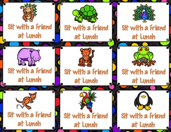 Classroom Management (Animal Theme) Classroom Money, Reward Coupons