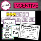 DIGITAL and PAPER Student Attendance Incentive