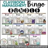 Classroom Management Bingo Bundle | Game | Plan