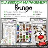 Classroom Management Bingo Christmas Edition | Game | Plan