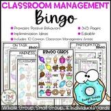 Classroom Management Bingo Sweet Treats Edition | Game | Plan