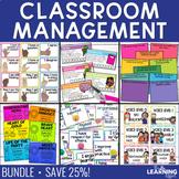 Classroom Management | BUNDLE