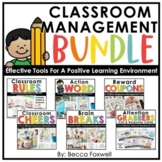 Classroom Management BUNDLE   Effective Tools & Strategies