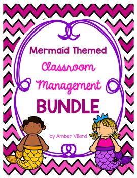 Classroom Management BUNDLE {Mermaid}