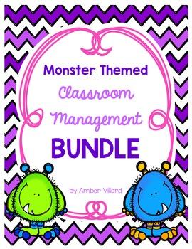 Classroom Management BUNDLE {Monster}