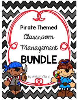 Classroom Management BUNDLE {Pirate}