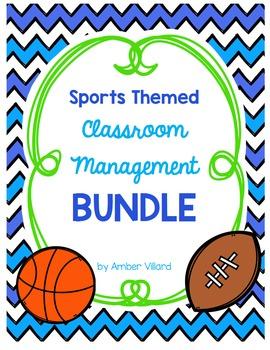 Classroom Management BUNDLE {Sports}