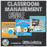 Behavior Management BUNDLE:Take A Break, Classroom Procedures, and Goal Setting