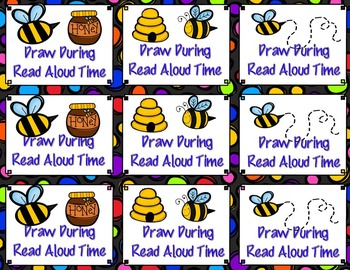 Classroom Management (Bee Themed) Classroom Money, Reward Coupons
